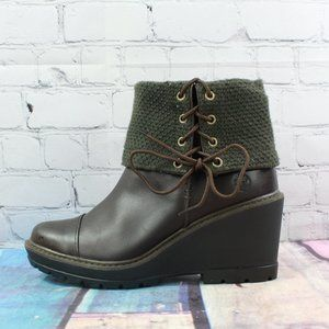 Timberland Anti-Fatigue Defender Wedge Boot Size 8